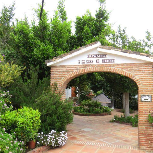 Casa el Morisco in Andalusien