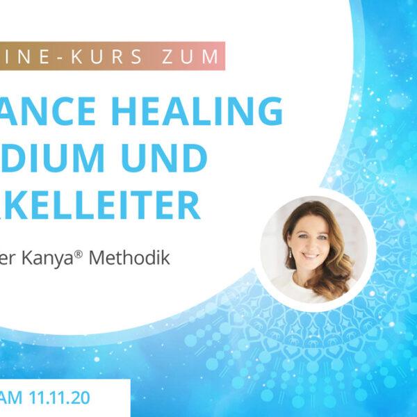 Ad Ausbildung zum Trance Healing Medium by Kanya