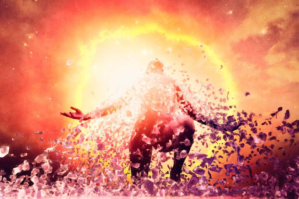Meditation – Das Geschenk einer neuen Aura by KANYA