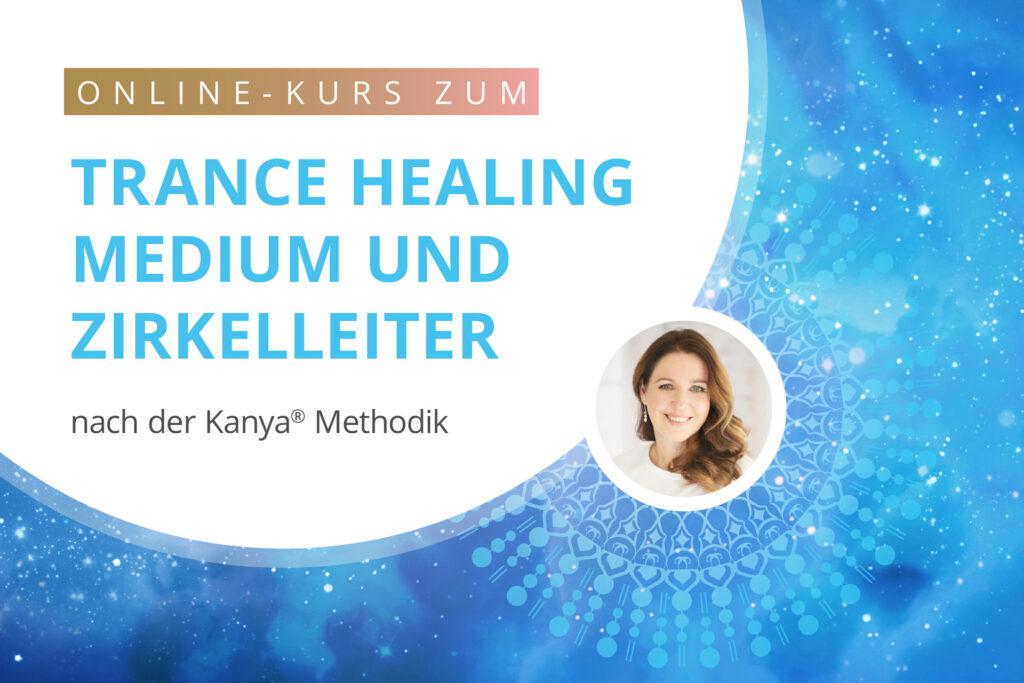 Ad Ausbildung zum Trance Healing Medium